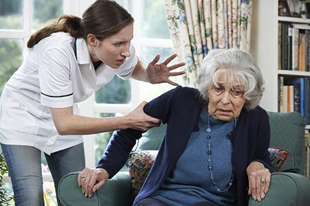 Nursing Engage In Elder Abuse